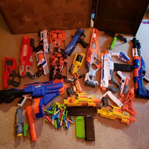 NERF GUN COLLECTION for Sale in Edmonds, WA