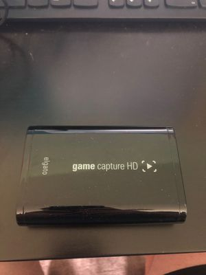 Elgato game capture HD for Sale in Sioux Falls, SD