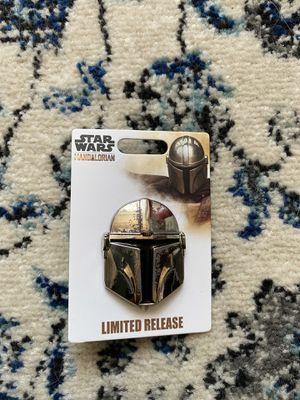 BN Mandalorian Star Wars LR Pin for Sale in Riverside, CA