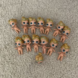 13 lol surprise doll ultra rare luxe lot for Sale in Chicago, IL