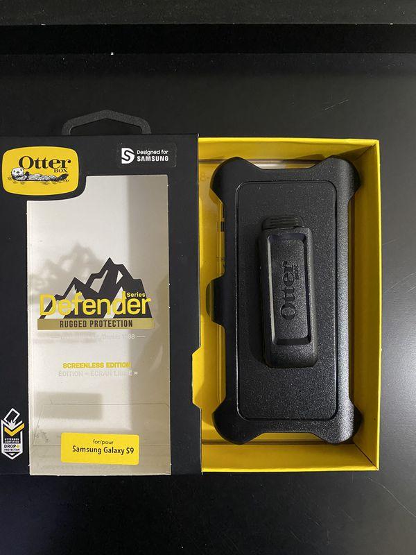 Samsung Galaxy S9 Otter Box Belt Clip/Holster Only