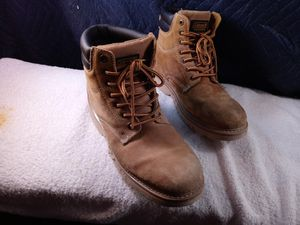 Mens combat work boots for Sale in Aurora, CO