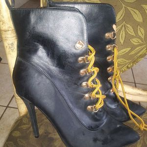 Heel boots for Sale in Lake Wales, FL