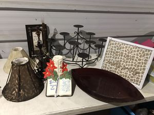 All items for $10. Household bundle. All for $10. Todo por $10 for Sale in Pasadena, TX