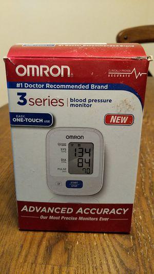 Omron BP710N Blood Pressure Monitor for Sale in Alexandria, VA