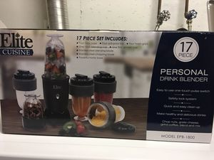 17 piece Blender - New in Box for Sale in Mason, OH