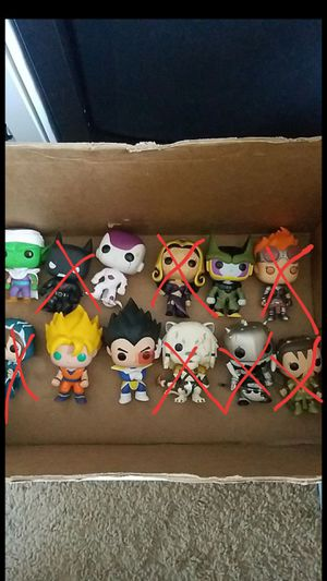Various Funko Pop Figures for Sale in Vancouver, WA