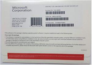 Windows 10pro full version instalation DVD and Coa key license. for Sale in Arlington, VA