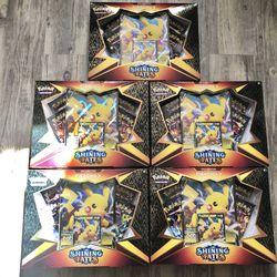 Pokémon shiny fates Pikachu V box for Sale in Whittier,  CA