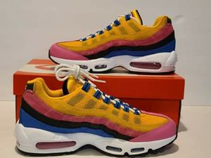 Nike Air Max 95 ACG Multicolor Suede Mens Size 9 CZ9170-700 RARE!! for Sale in Las Vegas, NV