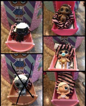 Lol surprise lils Makeover Series for Sale in Las Vegas, NV