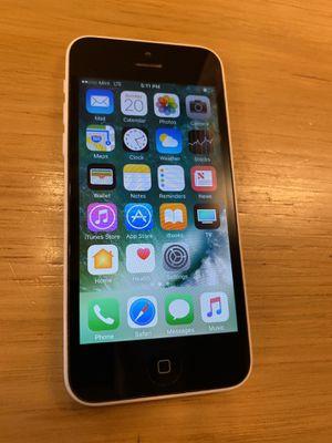 Unlocked Apple iPhone 5C for Sale in Phoenix, AZ