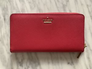 Kate Spade wallet - fuschia/pink for Sale in Austin, TX