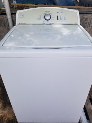 KENMORE HE WASHING MACHINE / LAVADORA KENMORE HE for Sale in Reedley, CA