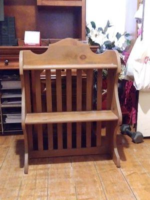 Wooden shelf. for Sale in Oakland, CA
