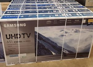 "65"" Samsung 4K Smart TV for Sale in Norwalk, CA"