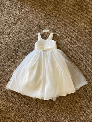 Girls a flower girl dress for Sale in Villa Park, CA