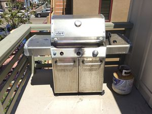 WEBER USED BBQ Grill for Sale in San Diego, CA