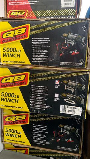 WINCH 5,000lb for Sale in Miramar, FL