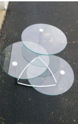 Glass Coffee Table (rotatable) for Sale in Alexandria, VA