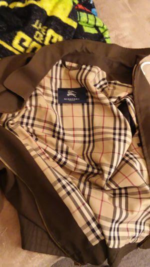 Burberry mens jacket for Sale in Lexington, KY