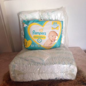 Pampers # 1 Pańales for Sale in Monterey Park, CA