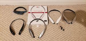LG 900 headset bluetooth bundle READ DESCRIPTION for Sale in West Palm Beach, FL