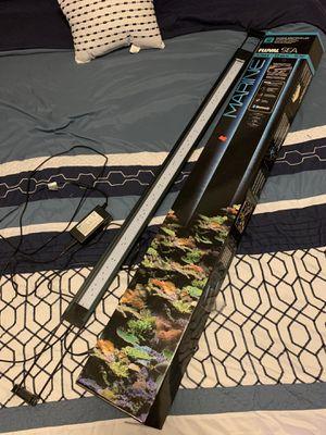 Fluval marine 3.0 Reef light 48-60 for Sale in Miami, FL