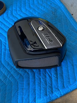 Harley Davidson air cleaner and filter for Sale in The Woodlands, TX