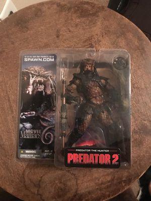 McFarlane toys Predator 2 figure sealed in box. for Sale in Henderson, NV