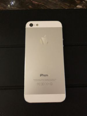iPhone 5 AT&T 8gb unlocked for Sale in Peoria, AZ