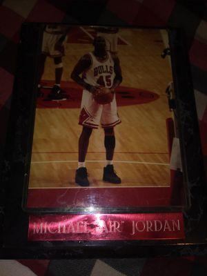Michael AIR Jordan plaque for Sale in Chicago Ridge, IL