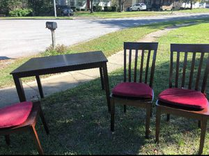 Kitchen Table with Chairs for Sale in Lexington, KY