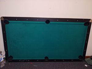 Free pool table for Sale in Taunton, MA