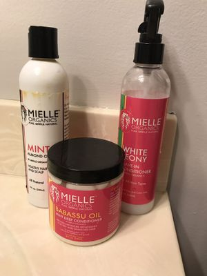Mielle organics bundle for Sale in Grove City, OH