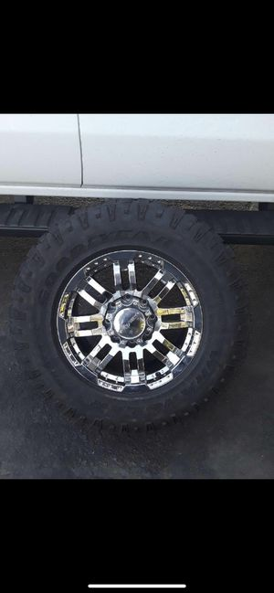 6 Lug Rim And Tires for Sale in Snohomish, WA