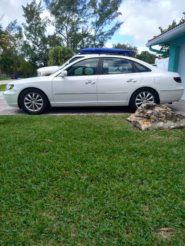 2007 Hyundai Azera limited loaded