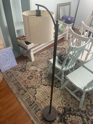 Floor lamp for Sale in Middletown, NJ