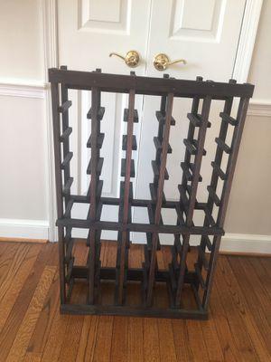 Two Wood Wine Racks for Sale in Pimmit Hills, VA