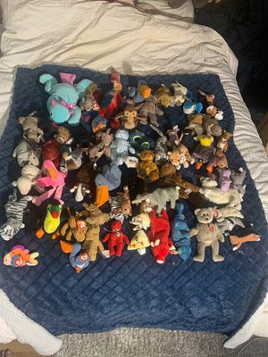 Vintage Ty Beanie Baby Collection for Sale in Phoenix, AZ