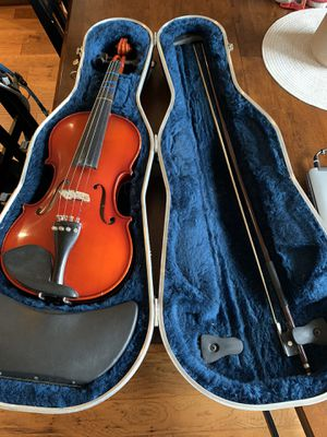 Violin with case. for Sale in Redmond, OR