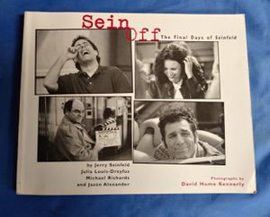 Sein Off - The Final Days of Seinfeld for Sale in San Antonio, TX