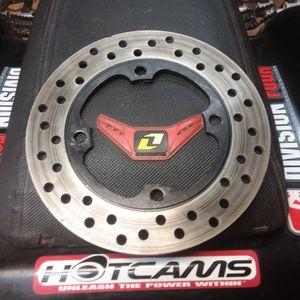 Stock Honda 400ex rear brake rotor w/wave rotor for Sale in Graham, WA