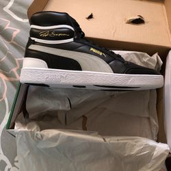 Puma Ralph Sampson Mid Black 11 1/2 for Sale in West Chester,  PA