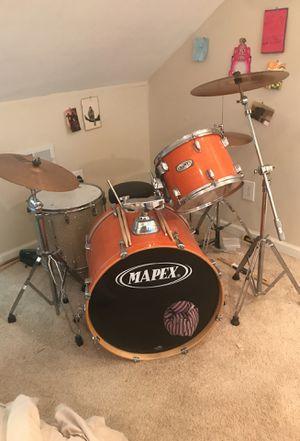 Mapex drum set for Sale in Decatur, GA