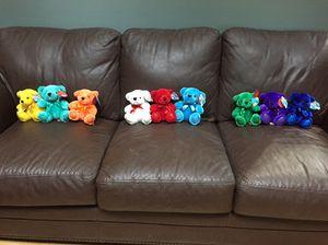 Stuffed Teddy Bears. 32 bears.aUpqAai for Sale in La Center, WA