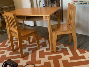 Kids table and chair set for Sale in Auburn, WA