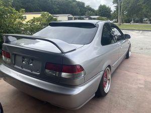 1998 Honda Civic ex manual for Sale in Hialeah, FL
