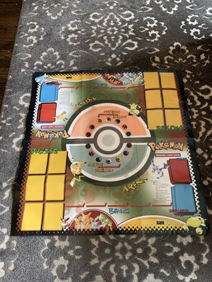 Pokemon vintage gameboard for Sale in Stoughton, MA