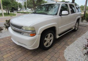 $1000Urgent for sale.Beautiful 2003 Chevrolet Tahoe Needs.Nothing AWDWheelss for Sale in Baton Rouge, LA